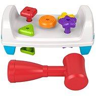 Fisher-Price Hammer - Spielzeug für die Kleinsten