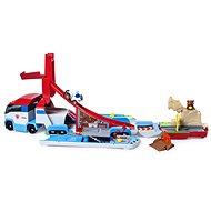 Paw Patrol Spielplatz für Spielzeugautos - Spielset