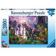 Ravensburger 128921 Welt der Dinosaurier 200 Teile - Puzzle