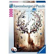 Ravensburger 150182 Fabelhafte Hirsch 1000 Stück - Puzzle