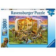 Ravensburger 129058 Enzyklopädie der Dinosaurier 300 Stück - Puzzle