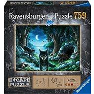 Ravensburger 164349 Exit Puzzle: Wolf 759 Puzzleteile - Puzzle