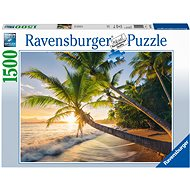 Puzzle Ravensburger 150151 Badeurlaub 1500 Stück