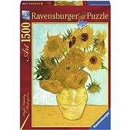 Ravensburger 162062 Vincent van Gogh: Sonnenblume 1500 Stück - Puzzle