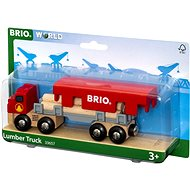 Brio World 33657 Holztransporter