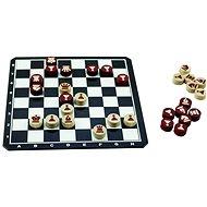 Detoa Magnetisches Reiseschach - Gesellschaftsspiel