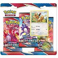 Pokémon TCG: SWSH05 - 3 Blister Booster - Kartenspiel