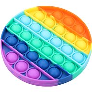 Teddies Pop It - Regenbogen - Gesellschaftsspiel