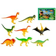 Dinosaurier Figuren -  8 Stück - Figuren