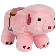 Minecraft gesatteltes Schwein - Stoffspielzeug