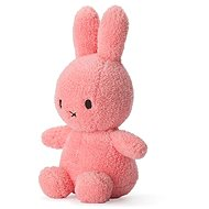 Miffy Sitting Terry Pink 23cm - Stoffspielzeug
