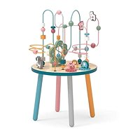 Spieltisch aus Holz mit Labyrinth - Holzspielzeug