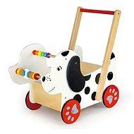 Holzspielzeug - Hund - Lauflernwagen