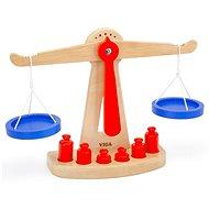 Holzspielzeug Holzwaage