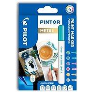 Pilot Pintor F Metallicfarben - Marker