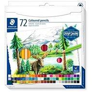 Staedtler Crayons Design Journey 72 verschiedene Farben - Bundstifte