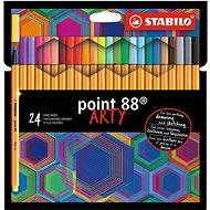 Stabilo Point 88 ARTY 24 Farben