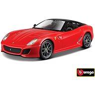 Bburago Modellauto Ferrari 599 GTO Red - Automodell