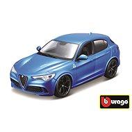 Bburago Modellauto Alfa Romeo Stelvio Blue - Automodell
