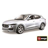 Bburago Modellauto Maserati Levante Silver - Automodell