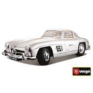Bburago Mercedes-Benz 300 SL (1954) Silver