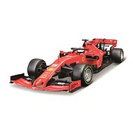 Bburago Modellauto Ferrari F1 2019 - Automodell