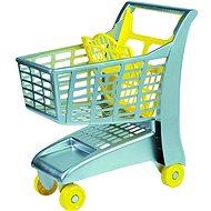 Androni Einkaufswagen mit Sitz - grau - Kinderwagen