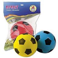 Ball für Kinder Androni Softball - Durchmesser 20 cm, gelb