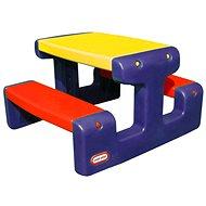 Little Tikes Picknicktisch Junior - Primary - Kindertisch
