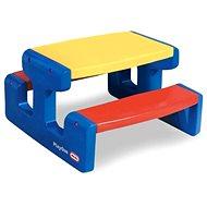Little Tikes Großer Picknicktisch - Primary - Kindertisch