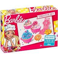 Barbie - Farbmodell - Kuchen - Knetmasse