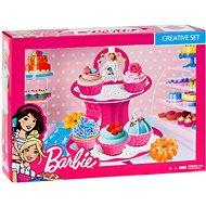 Barbie - Farbmodell - Kuchenset - Knetmasse