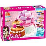 Barbie - Farbmodell - Kleiner Kuchen - Knetmasse