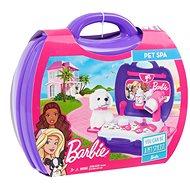 Barbie - Friseurkoffer für Haustiere - Verschönerungsset