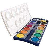 Pelikan Aquarell 12 Farben + Weiss - Aquarell-Farben
