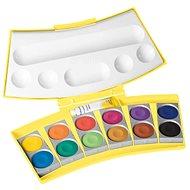 Pelikan ProColor 12 Farben gelb - Aquarell-Farben