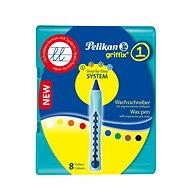 Pelikan Griffix 8 Stück - Wachsstifte