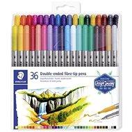 Staedtler Marker Design Journey 36 Farben - Filzstifte