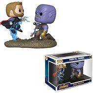 Funko POP Movies Moments: Marvel - Thor vs Thanos - Figur