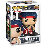 Funko POP Games: Contra - Lance - Figur