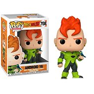 Funko POP Animation: DBZ S7 - Android 16 - Figur