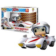 Funko POP Ride: Speed Racer - Speed w/Mach 5 - Figur