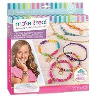 Regenbogen-Armbänder - Perlen