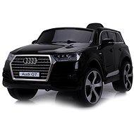 Audi Q7 Elektroauto für Kinder - schwarz