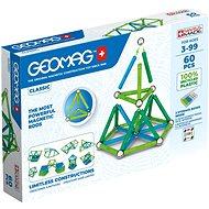 Geomag Classic 60 - Magnetischer Baukasten