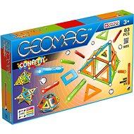 Magnetischer Baukasten Geomag Confetti 83