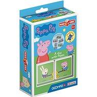Magicube Peppa Pig A day Peppa - Magnetischer Baukasten