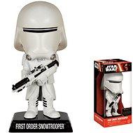 Funko POP!: Star Wars EP VII - Wacky Wobbler Snow Trooper ! - Figur