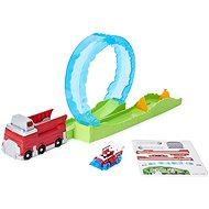 Paw Patrol FeuerTruck für Spielzeugautos - Spielset