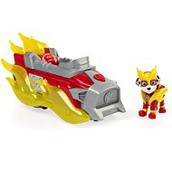 Paw Patrol Mighty Pups Charged Up - Marshall Deluxe Vehicle - Auto